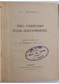 Trzy podstawy życia duchownego, 1917 r