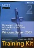MCSE Egzamin  70-293 Planowanie i obsługa infrastruktury sieciowej Microsoft Windows Server 2003