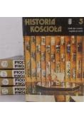 Historia Kościoła - 5 tomów