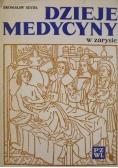Dzieje medycyny w zarysie