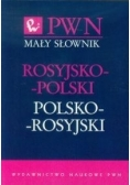 Mały słownik rosyjsko-polski polsko-rosyjski