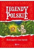 Legendy polskie. Kwiat paproci i inne legrndy