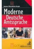 Moderne Deutsche amtssprache