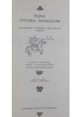 Tajna historia mongołów