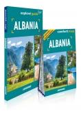 Albania light przewodnik + mapa