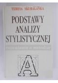 Podstawy analizy stylistycznej
