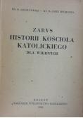 Zarys historii kościoła katolickiego dla wiernych, 1948 r.