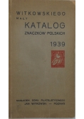 Mały katalog znaczków polskich 1939 r.