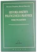 Historia doktryn politycznych i prawnych