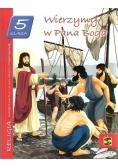 Wierzymy w Pana Boga, podręcznik 5 klasa