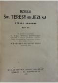 Dzieła św. Teresy od Jezusa,  tom III, 1943r.