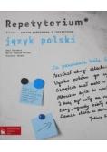 Repetytorium. Liceum - poziom podstawowy i rozszerzony. Język polski