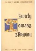 Święty Tomasz z Akwinu
