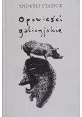 Opowieści galicyjskie