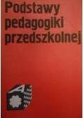 Podstawy pedagogiki przedszkolnej