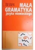 Mała gramatyka języka niemieckiego