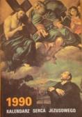 Kalendarz Serca Jezusowego 1990