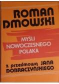 Dmowski Roman - Myśli nowoczesnego Polaka