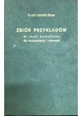 Zbiór Przykładów do nauki katechizmu dla duszpasterzy i wiernych, 1934 r.