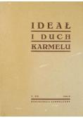 Ideał i duch karmelu, 1946 r.