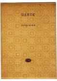Dante życie nowe