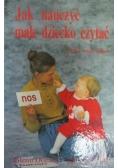 Jak nauczyć małe dziecko czytać