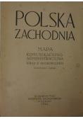 Polska Zachodnia, 1945 r.