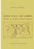 Greek Elegy and Iambus