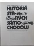 Historia starych samochodów