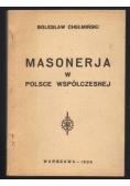 Masonerja w Polsce współczesnej, 1936 r.