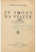 Ze środy na Piątek, 1931 r.