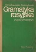 Gramatyka rosyjska w ujęciu funkcjonalnym