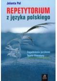 Repetytorium z języka polskiego