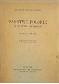 Państwo polskie w wiekach średnich, 1948 r.