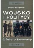 Wojsko i politycy