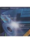 Infotech - English for computer users, płyta audio CD,Nowa