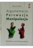 Argumentacja Perswazja Manipulacja
