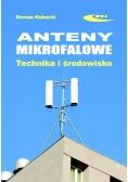 Anteny mikrofalowe. Technika i środowisko