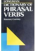 Longman Dictionary of Phrasal Verbs