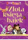 Złota księga bajek - Przygody Maszy i Niedźwiedzia