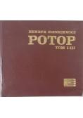 Potop, Tom I-III