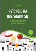 Psychologia odżywiania się