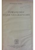 Powszechny atlas geograficzny, 1928 r.