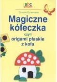 Magiczne kółeczka czyli origami płaskie z koła