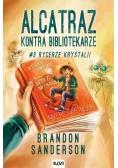 Alcatraz kontra Bibliotekarze T3.Rycerze Krystalii