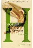 Homer. Iliada i Odyseja. Biografia