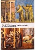 Życie codzienne zakonników w średniowieczu