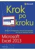 Microsoft Excel 2013. Krok po kroku