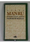 Opera Manru Ignacego Jana Paderewskiego