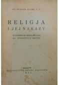 Religja i jej nakazy, 1933 r.